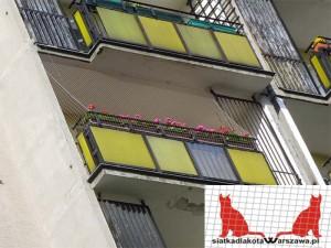 zabezpieczenie balkonu Warszawa