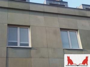 siatka dla kota na okno