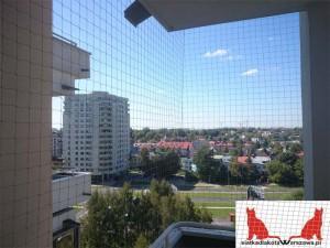 zabezpieczenie balkonu dla kota Praga Gocław