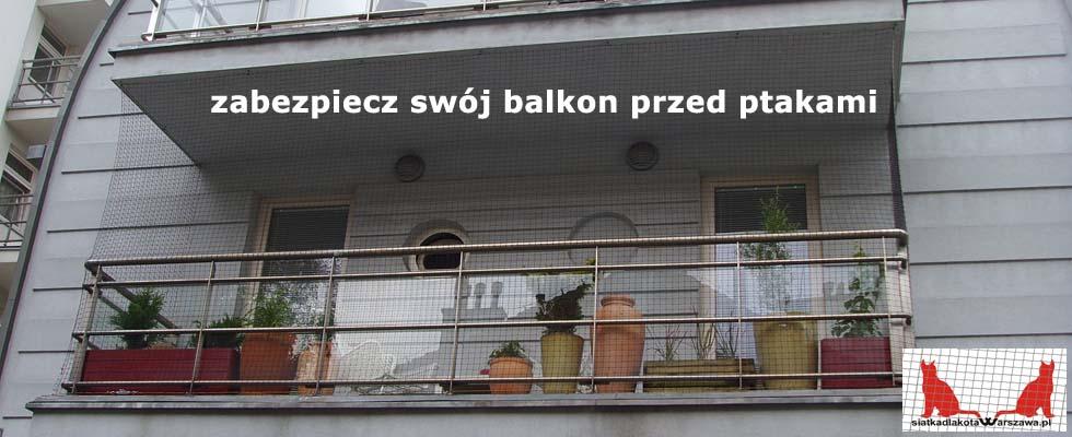 Siatka na balkon cena