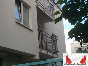 siatka dla kota na balkon Targówek