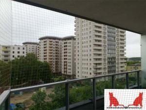 siatka dla kota na balkon Gocłąw